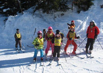 Ecole de Ski (18 Février 2015)