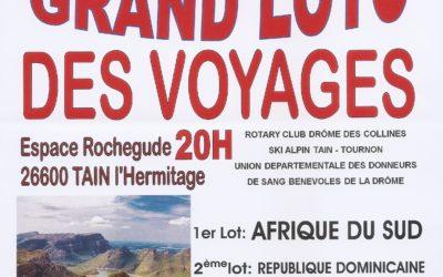 Grand Loto des Voyages
