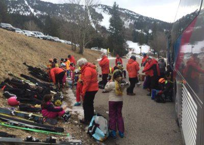 Ecole de ski 15/01/20
